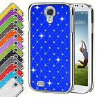 New Hard Back Diamond Case Cover For SAMSUNG GALAXY S4 S3 Ace 2 HTC ONE M7