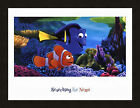 SEARCHING FOR NEMO Dory Disney/Pixar Movie art FRAMED PRINT 22x28