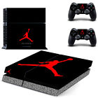 Michael Jordan Vinyl Decal Skin Sticker For PS4 Playstation 4 Console Controller