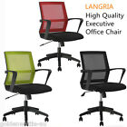 Executive Computer Racing Office Home Work Mesh Chair Ergonomic Seat Attractive