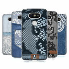 HEAD CASE DESIGNS JEANS AND LACES SOFT GEL CASE FOR LG G5 H850 H840