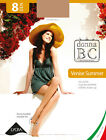 BC Donna 6 Collant B.C. VENISE SUMMER 8 Den invisibile estivo effetto make-up