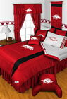 Arkansas Razorbacks Bed in a Bag Twin Full Queen King Siz...