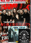 METAL HAMMER While She Sleeps EXCLUSIVE: Patch + CD + Posters SLIPKNOT @New@