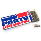 Parts Unlimited Standard Motorcycle Chain - 420 428 520 530 - Choose Size Length