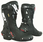 SIDI ST GORE WATERPROOF GORETEX MOTORCYCLE SPORTS TOURING BOOTS RACE BACKGROUND