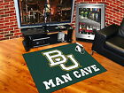 Baylor University Bears Man Cave Area Rugs Choose from 4 Sizes