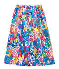 LADIES' UK 8-22 Liberty of London Handmade Summer Cotton Skirt Hampton Wedding