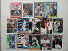 LOT OF 14 DIFFERENT JOEY / ALBERT BELLE CARDS CLEVELAND INDIANS