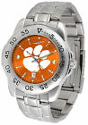 Clemson Tigers Watch  Anochrome Color Dial Ladies or Mens
