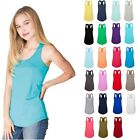 NEXT LEVEL Women's Ladies Ideal Racerback Tank Top Shirt NL1533 1533-SMALL-2XL