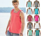 COMFORT COLORS Adult Men's Pocket Tank Top Sport Shirt S-2XL 9330-New!!