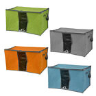 Household Quilt Clothes Blanket Pillow Dustproof Storage Bag Container