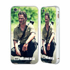 AMC THE WALKING DEAD RICK GRIMES SILVER SLIDER CASE FOR APPLE iPHONE PHONES