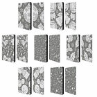 HEAD CASE DESIGNS SILVER DAY LEATHER BOOK WALLET CASE FOR APPLE iPAD MINI 4