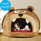 Roar Bear Snuggle Plush Polar Fleece Designer Fashion Pet Dog Bed Beds
