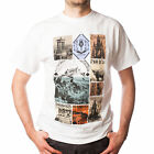 Safon Clothing Men's Old Edinburgh T-Shirt