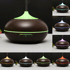 Ultrasonic Home Aroma Humidifier Air Diffuser Mist Purifier Lonizer Atomizer