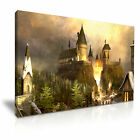 Harry Potter Hogwarts Movie Canvas Wall Art Deco 9 Sizes