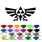 Legend of Zelda Triforce Royal Decal Sticker for Laptop Car Window Wall Decor