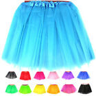 Ballet Tutu Skirt Fairy/Princess Dress up Party Dancing Costume Kids Girls Lady
