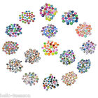 10PCs HOT Mixed Dome Cabochon Glass Embe1lishments Jewelry Findings 20mm