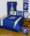 Tampa Bay Lightning Comforter & Pillowcase Twin Full Queen King Size