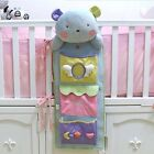 New Baby Diaper Bag Nappy Stacker Nursery Bag Cot Storage Bag 75cmx25cm