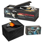 The Black Box Or Creepy Coffin Money Piggy Bank Novelty Change Storage Gift