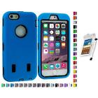 For Apple iPhone 6 (4.7) Hybrid Armor Case Cover LCD Accessories Waterproof Bag