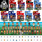 SOCCERSTARZ MINI FIGURES WITH TOP TRUMPS CARD FROM PREMIER LEAGUE & EUROPE
