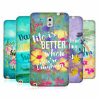 OFFICIAL NATASHA WESCOAT WATERCOLOUR WONDERS SOFT GEL CASE FOR SAMSUNG PHONES 2