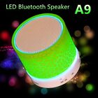Colorful Protable Deep Bass Stereo Bluetooth Speaker for Smartphones PC Tablets