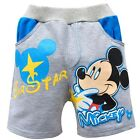 """New Cute""""Mickey Mouse """" Boys Toddler Cotton  Shorts  at size 2.3.4.5.6.7"""