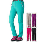 Quick-Drying Women Outdoor Elastic Pants Hiking Camping Stretch Trousers M-XXL