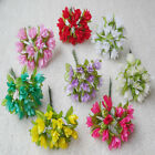 8color choice wholesale Wedding The simulation flower wreath material 2 5 10set