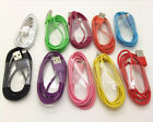 USB Data Sync Charger Cable Cord for iPhone 5 5S 6 6s iPod 1meter/3ft