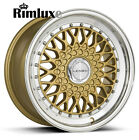 LENSO BSX BBS RS STYLE DEEP DISH STAGGERED 15