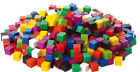 Counting Centimetre Cubes 1cm coloured maths volume Learning resources 10-1000
