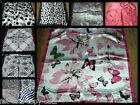 SMALL SQUARE ANIMAL ZEBRA SPOTTED NAUTICAL PAISLEY LEOPARD LADIES SCARF UKSELLER