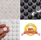 3M Silicone RUBBER FEET Bumpons ~ CLEAR, BLACK, WHITE ~ Self Adhesive Circles