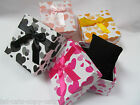 Quality Cute Hearts Design Jewellery Watch Bracelet Gift Boxes Padded Cushion