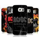 OFFICIAL AC/DC ACDC LOGO HARD BACK CASE FOR SAMSUNG PHONES 1