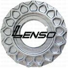 LENSO BSX CENTRE PLATE DISC WAFFLE CAP SPARE PART SILVER GOLD BLACK WHITE
