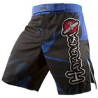 Hayabusa Metaru Performance Shorts Blue Black NEW 30 32 34 36 38 Free Shipping!