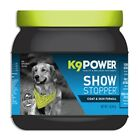 Animal Naturals - K9 Show Stopper for healthy skin and coat with Omega 3, 6, DHA