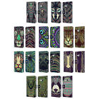 HEAD CASE DESIGNS AZTEC ANIMAL FACES LEATHER BOOK CASE FOR MICROSOFT LUMIA 550