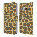 HEAD CASE DESIGNS FLORAL CAMO PRINT LEATHER BOOK WALLET CASE FOR HTC ONE ME