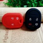 Silicone car key cover for ford raptor F-150 F150 F350 F450 Edge explorer