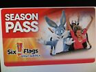 One (1) Six Flags Season Pass *E-Ticket code-Print at Home*